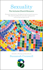 Front cover of Sexuality: The Inclusive Church Resource by Susannah Cornwall